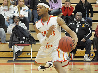 Big Second Half Leads FSU Over Lake Erie
