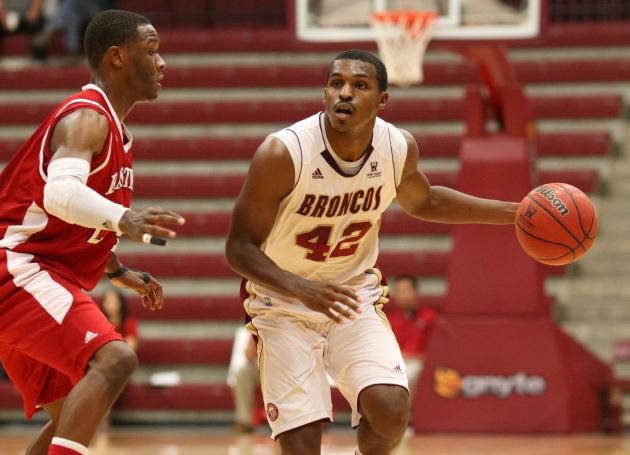 Men's Basketball Hosts San Diego On Valentine's Day
