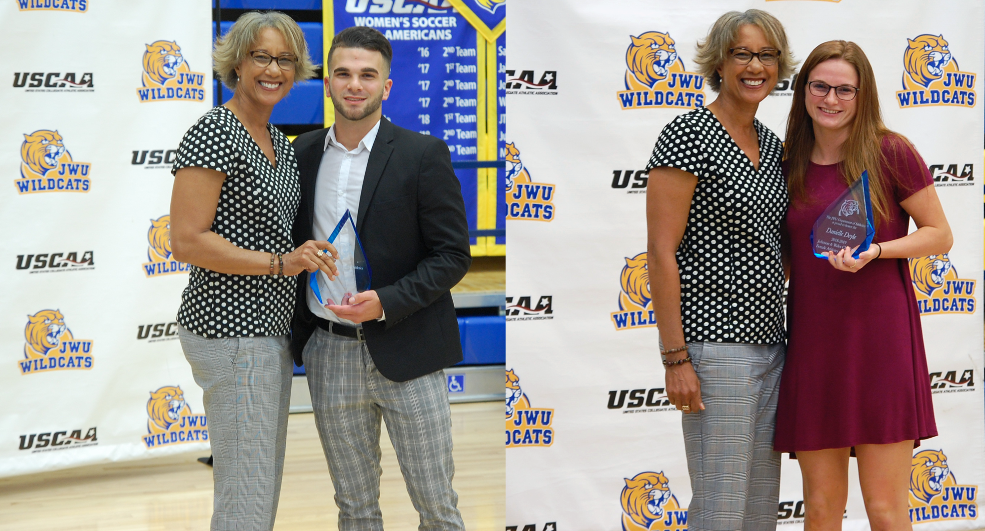 "Inaugural ""Golden Paws"" Highlight 18-19 Athletic Accomplishments"