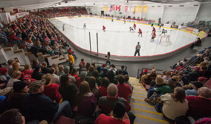 Saturday's Home Hockey Game SOLD OUT; Limited Tickets Remain For Friday Night!