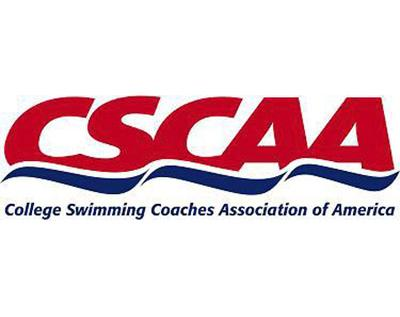 Men's and Women's Swimming Teams Honored for Scholastic Achievement