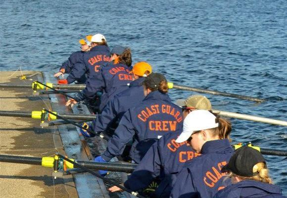 Bears Novice 8 Wins Petite Final at NE Championships
