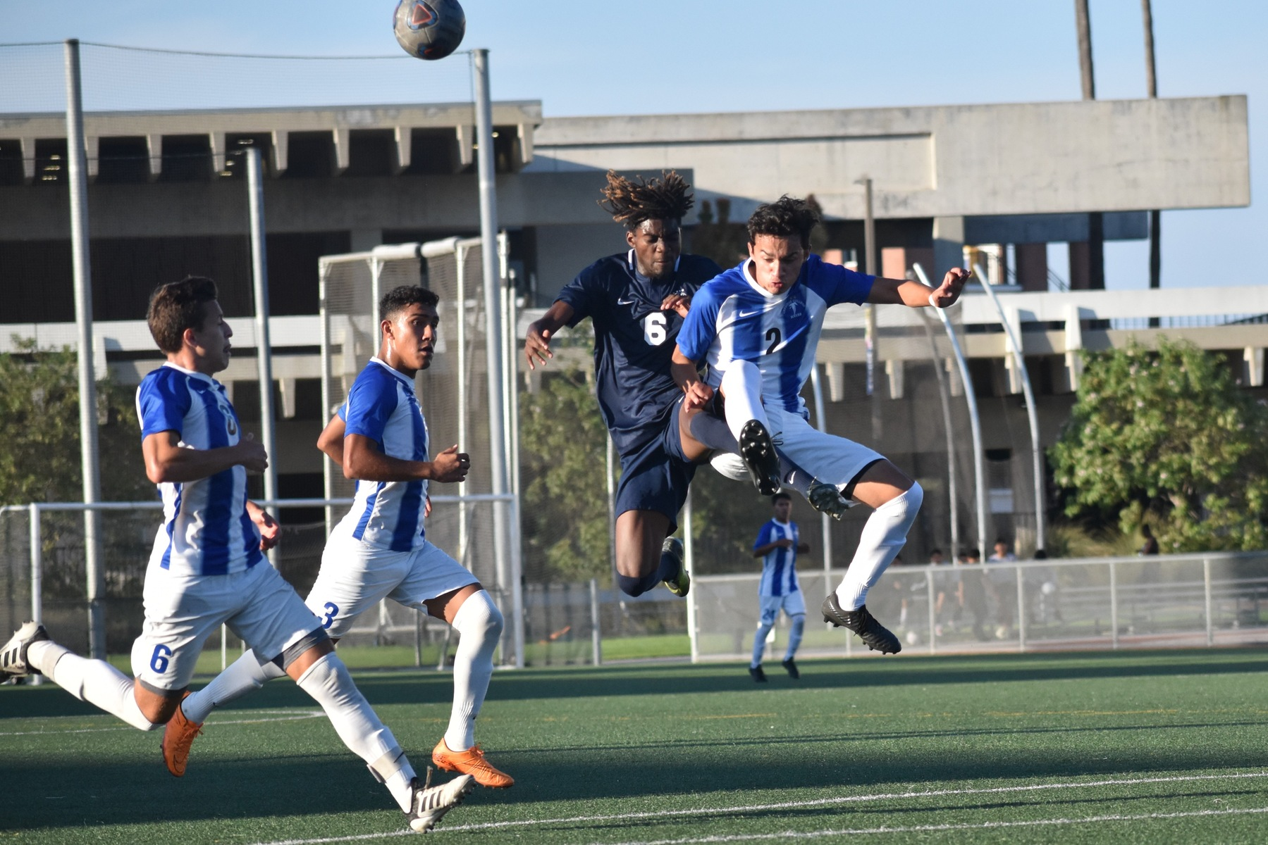 Warriors Unbeaten Streak Snapped Against Cerritos