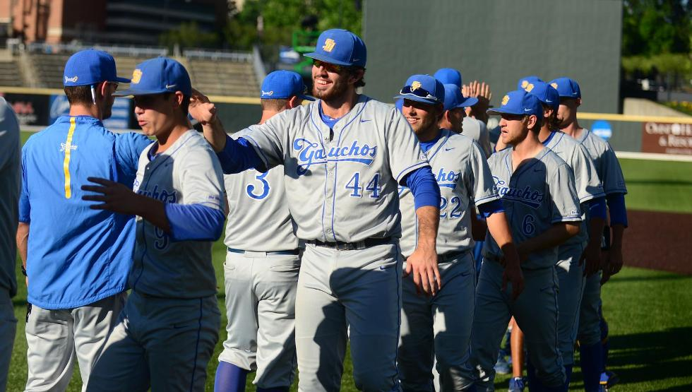 UCSB clinched its first-ever Super Regional berth with a 14-5 win over Xavier on Monday