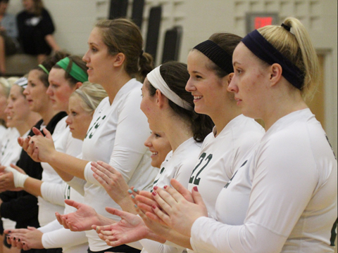 Tonight's Volleyball Match Moved to 5:00 p.m. Start