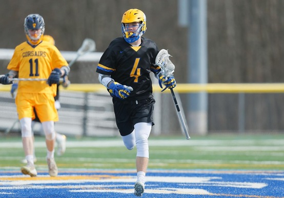 MEN'S LACROSSE FALLS TO NEC, 15-7