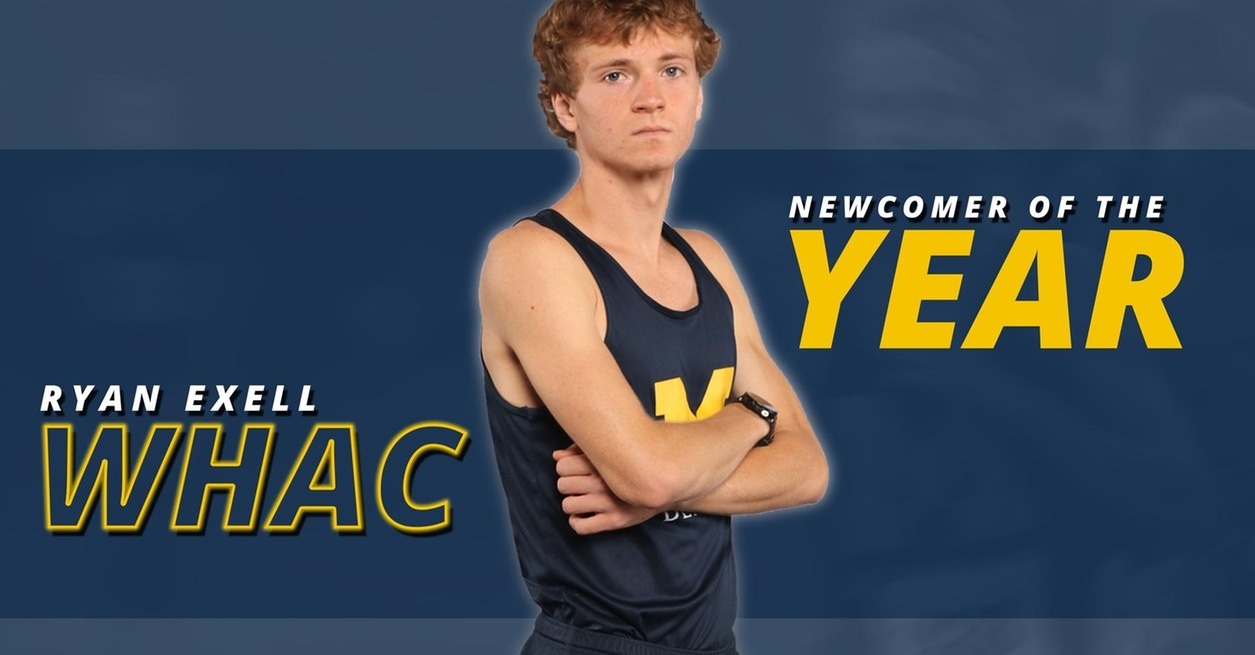 Exell named WHAC Newcomer of the Year