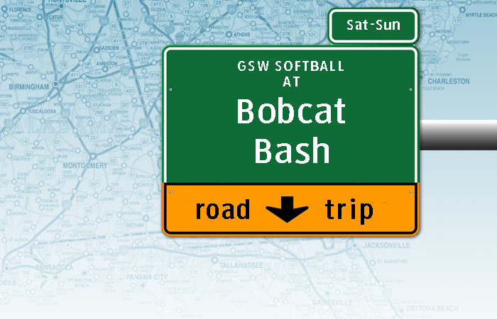 On The Road: Softball Travels To Milledgeville, Ga.