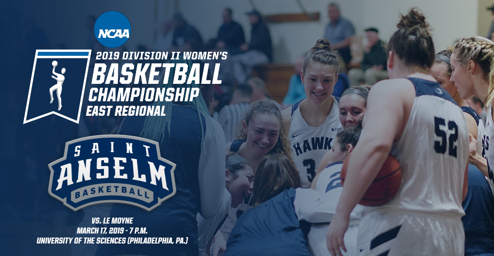 PREVIEW: NCAA Division II East Region Championship - Saint Anselm vs. Le Moyne