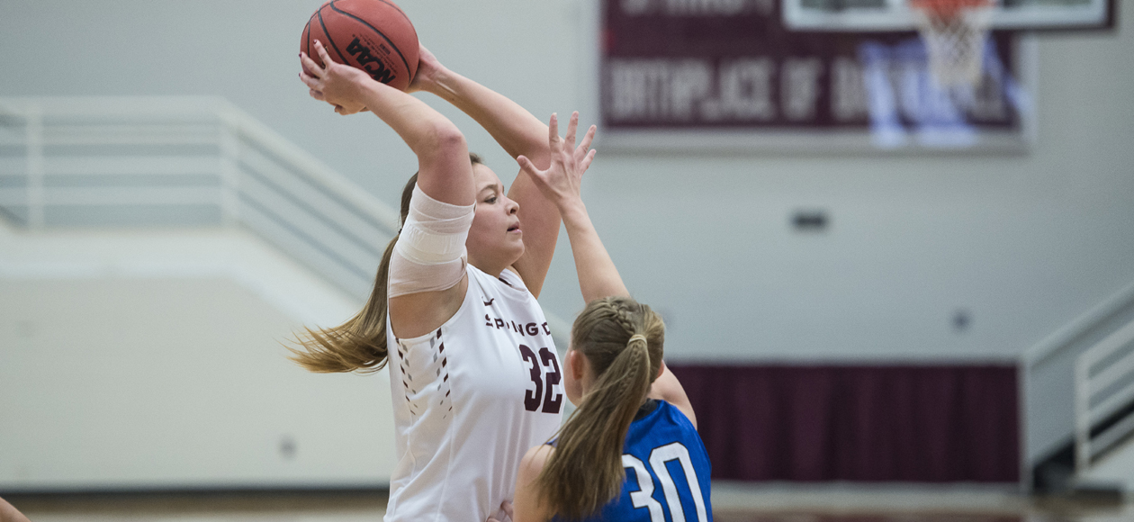 Women's Basketball Falls to Babson in Regular-Season Finale
