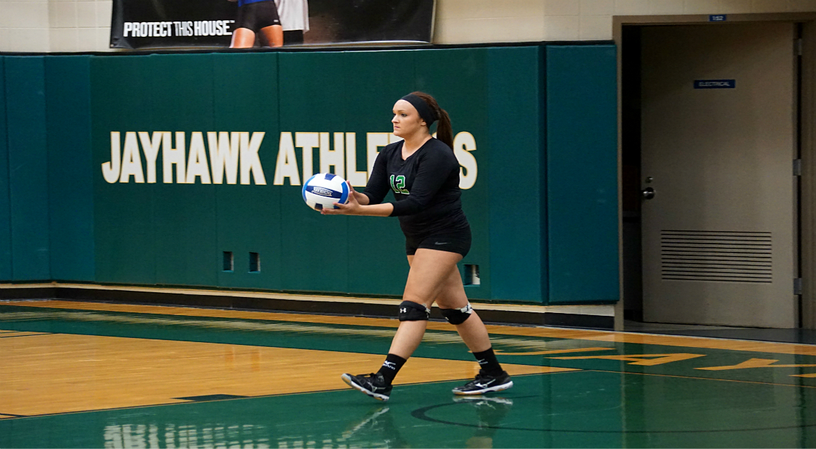 women's volleyball vs Hudson Valley CC (POD)