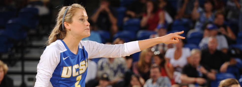 Gauchos Open Big West Play on the Road