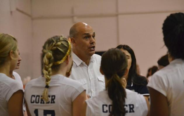 Cobra Women's Volleyball to Host Mount Olive and Barton this Weekend