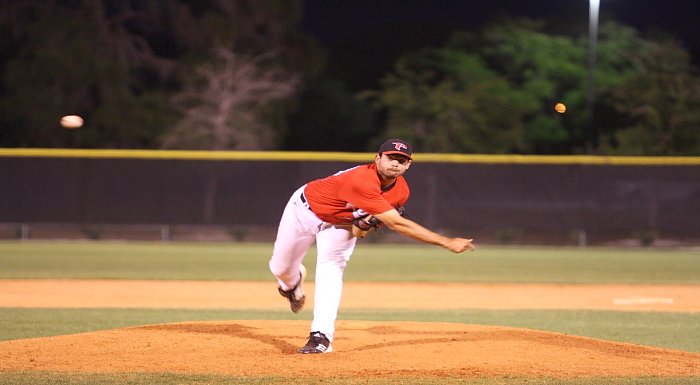 Waltermire Named FCSAA Pitcher of the Week