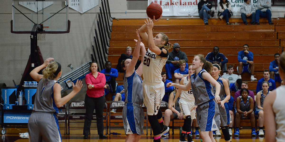 Women's Basketball Travel to South Division Leader Central Methodist
