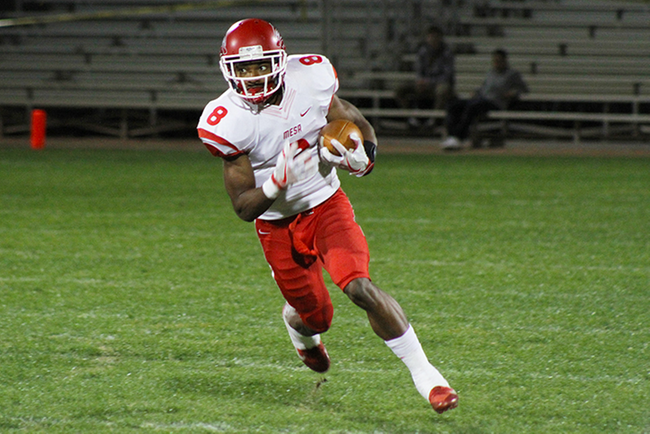 #9 Mesa Wins Against Pima, 37-32; Look To Valley of the Sun Bowl December 3rd