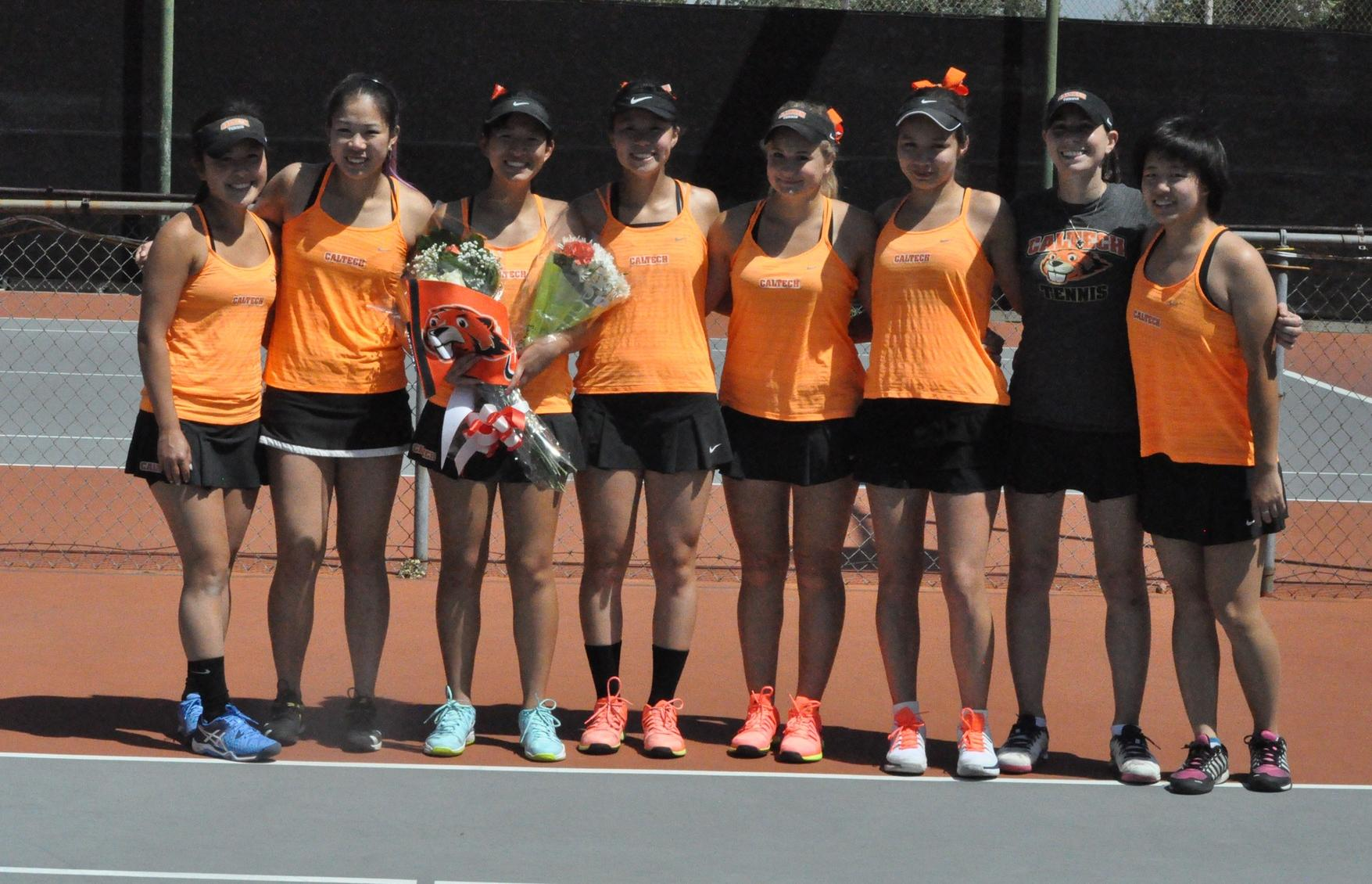 Chen Celebrates Senior Day with Sweep
