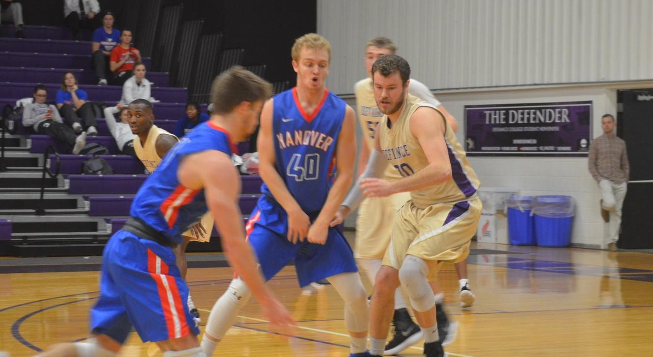 Men's Basketball Second Half Rally Falls Short Against Adrian