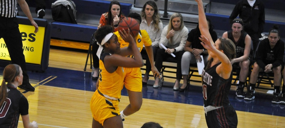Nelson Notches 16 in Loss to Lenoir-Rhyne