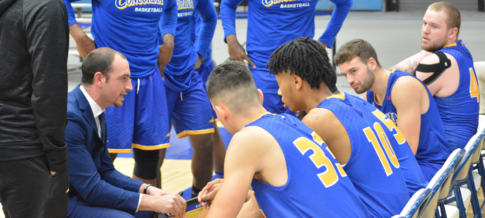 Men's Basketball Begins 2019 At Bloomfield On Wednesday