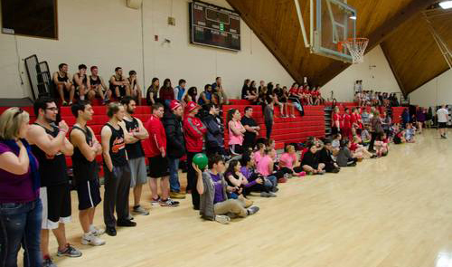 Student-Athletes Raise Funds For Opportunities for Communities