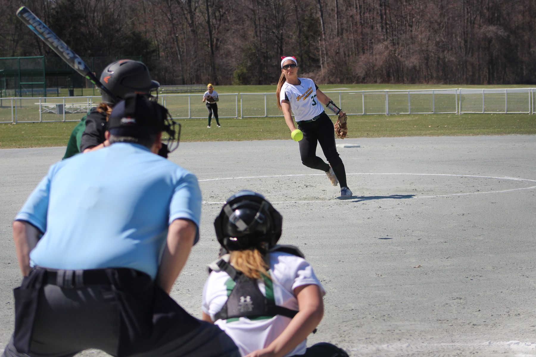 SUNY Adirondack Softball Wins a Pair in Doubleheader vs Hudson Valley
