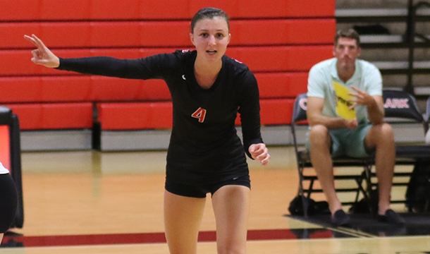 Cattaneo Named Second-Team All-Conference