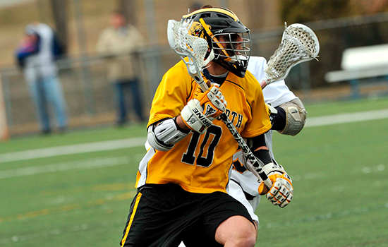 Men's Lacrosse Runs Win Streak to Three