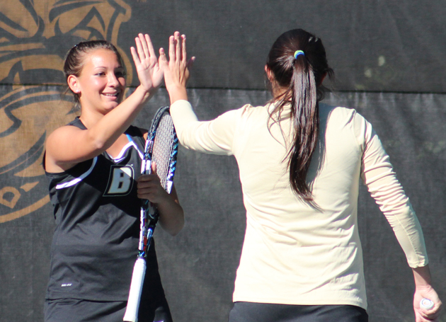 Women's tennis earns Bryant Academic Excellence Award