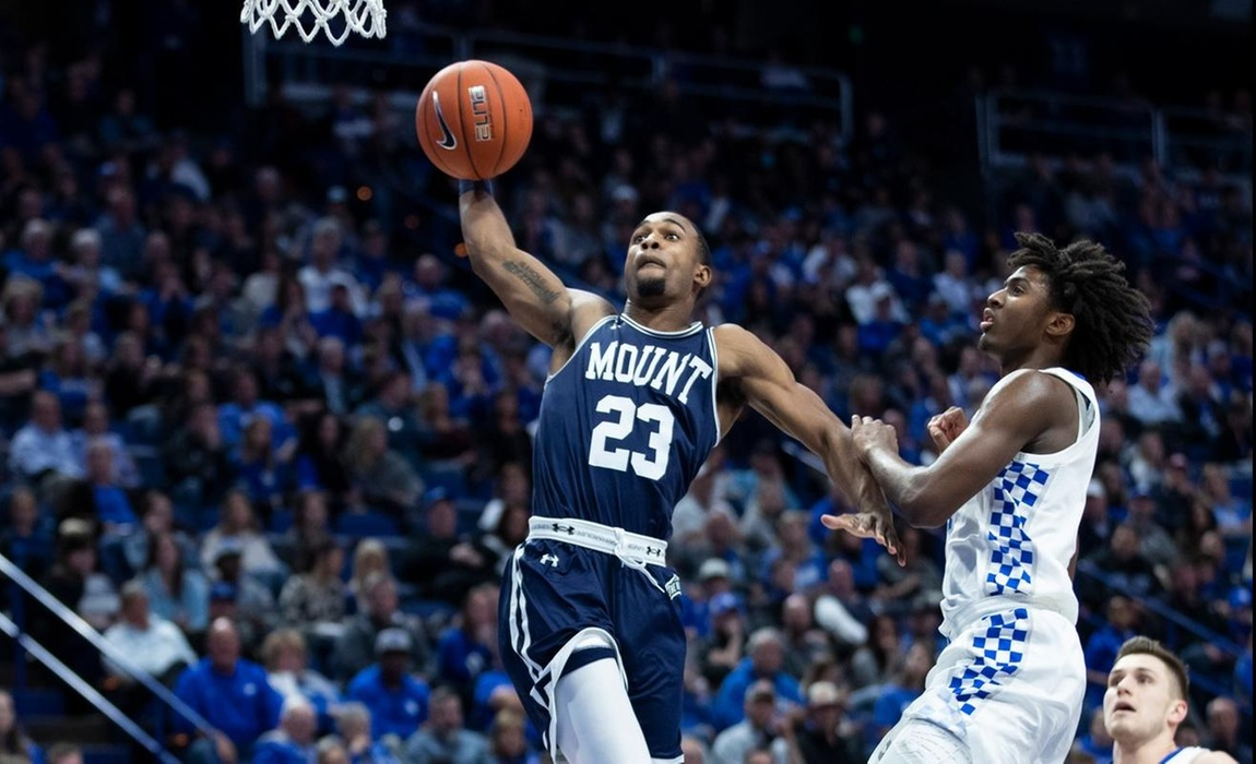 Mount St. Mary's Outlasted by #9 Kentucky in Second Half