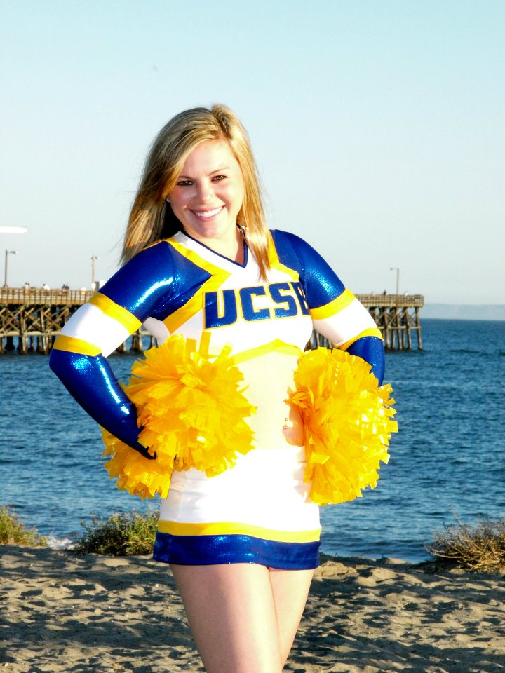UCSB Cheer Team UC Santa Barbara
