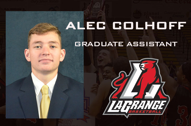 Men's Basketball: Alec Colhoff added to coaching staff as graduate assistant coach