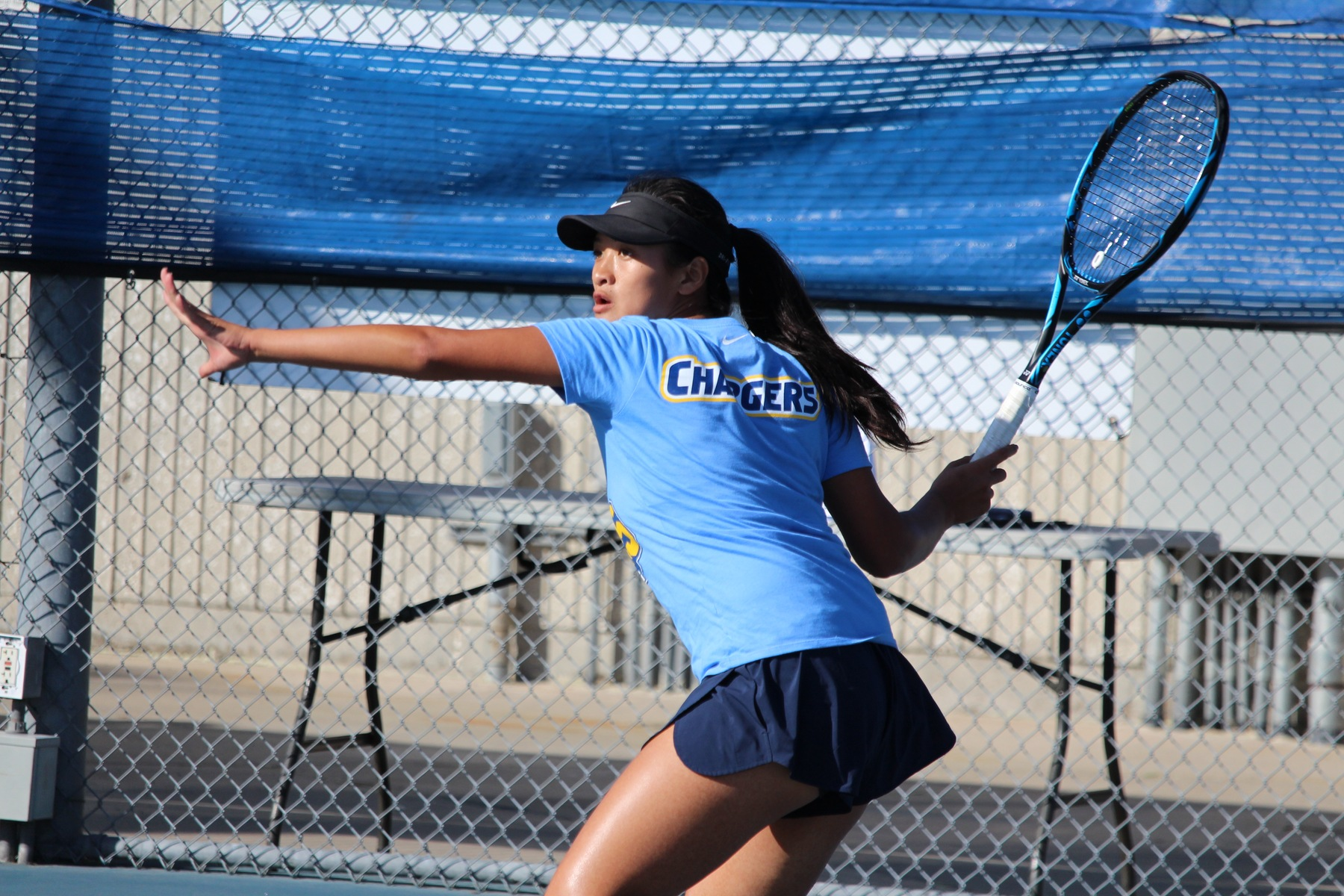 Two Lady Chargers Earn Spot in Final ITA Rankings