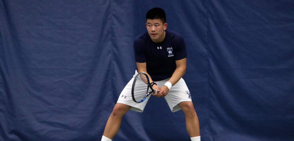 Ryan Cheng. (photo by Sam Rubin '95, Yale Sports Publicity)