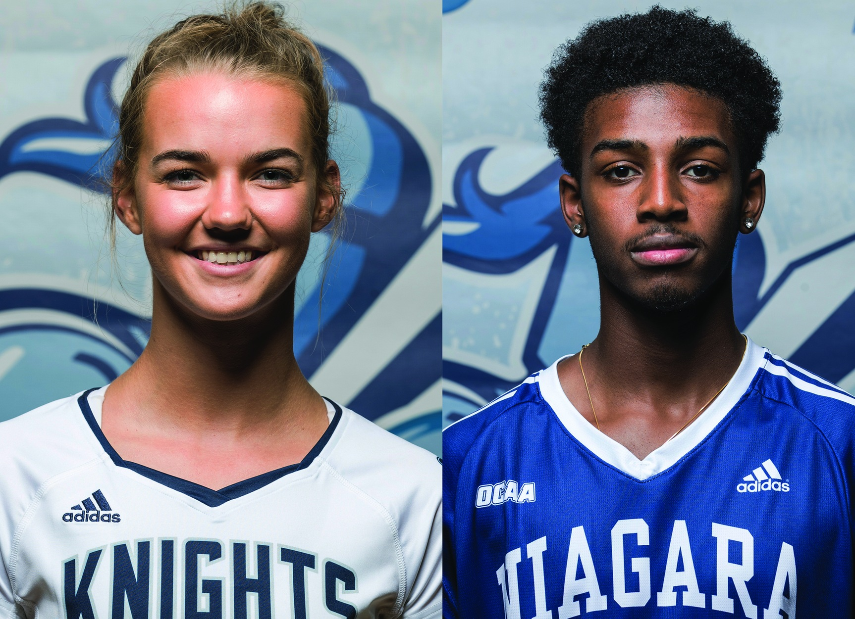 NEWS: McFadden and Milne named Athletes of the Week