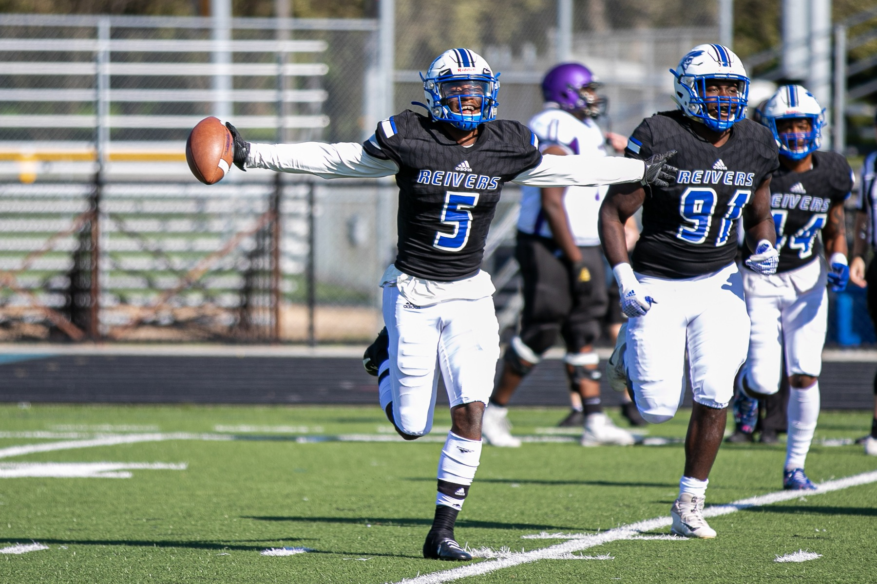 Reivers Defense Takes Center Stage in Homecoming Rout