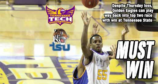 In-state rivalry resumes between TTU, TSU Saturday