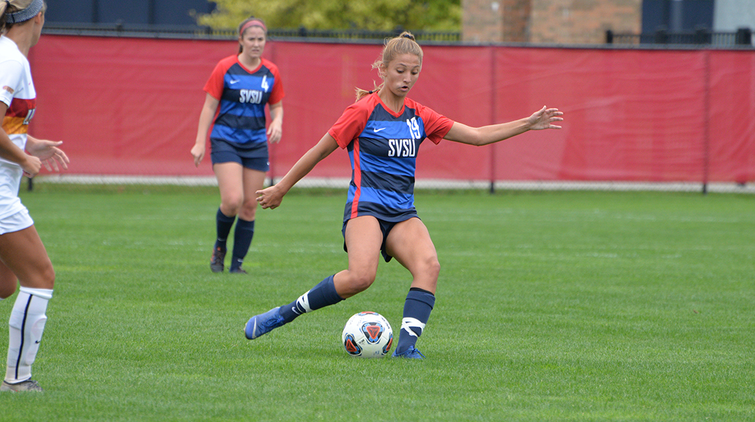 Cardinal Women Bounce Back With 3-1 Victory Over Missouri-St. Louis