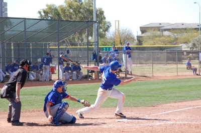 Falcon baseball falls  9-6 to Valley City State