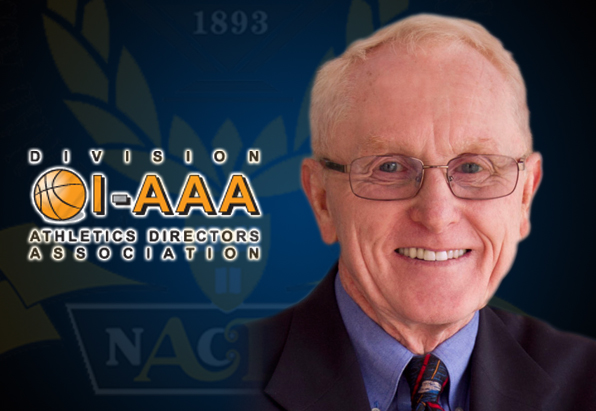 Former AD Brian Quinn Earns Lifetime Achievement Award