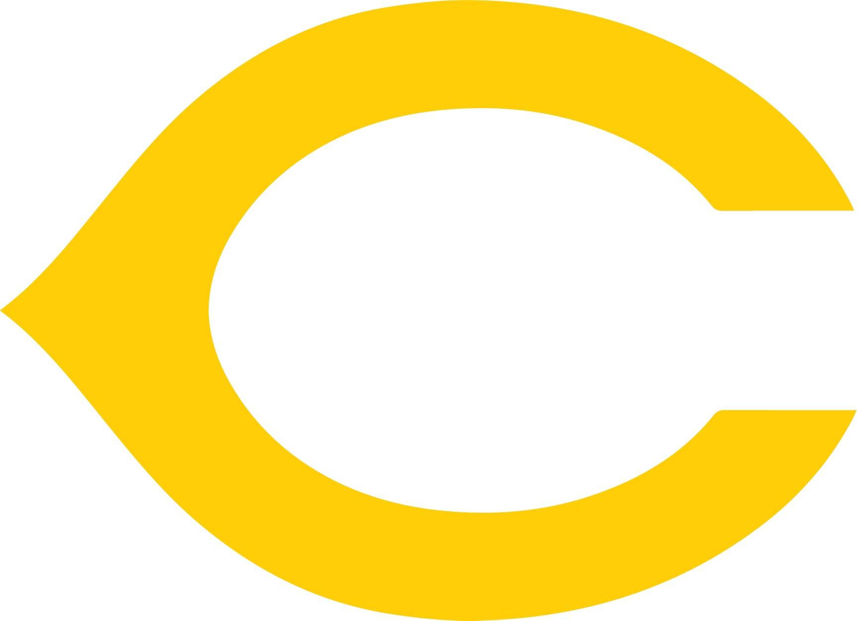 "COC. Athletics ""C"" logo."