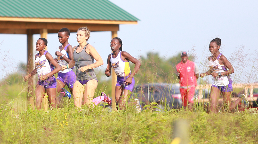Tech cross country seeks to make history at OVC Championships