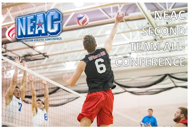 Stroh Selected as NEAC Second Team All-Conference Player