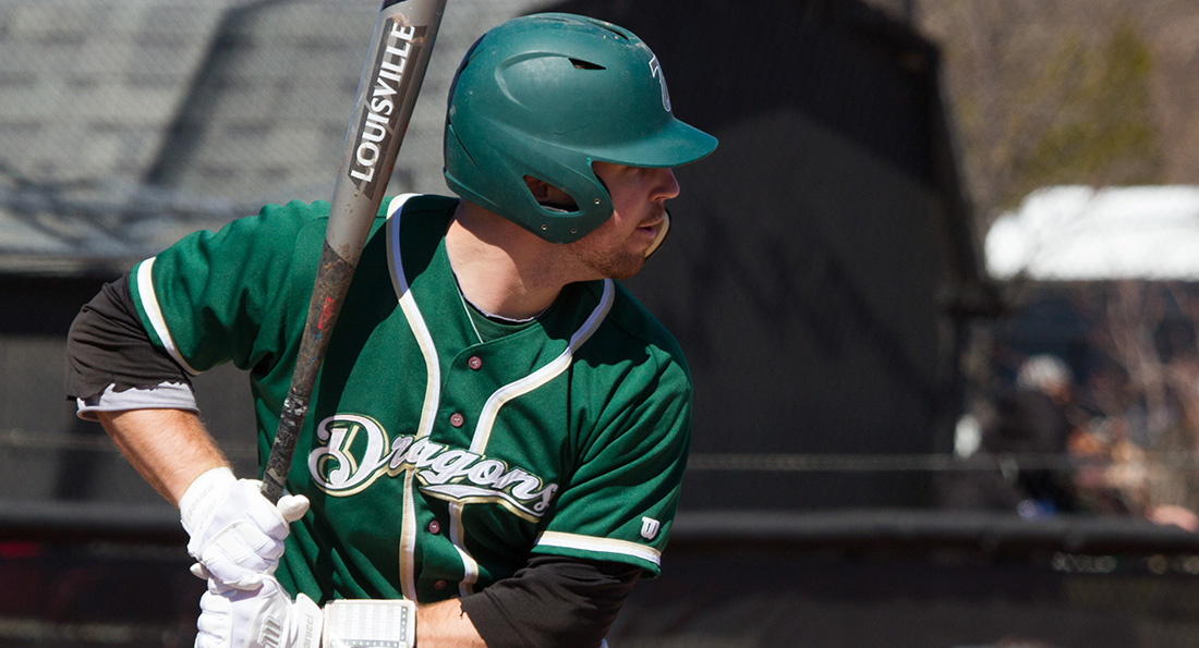 Ryan Thomas finished 3 for 4 with a double in Tiffin's 6-0 loss to Malone University.