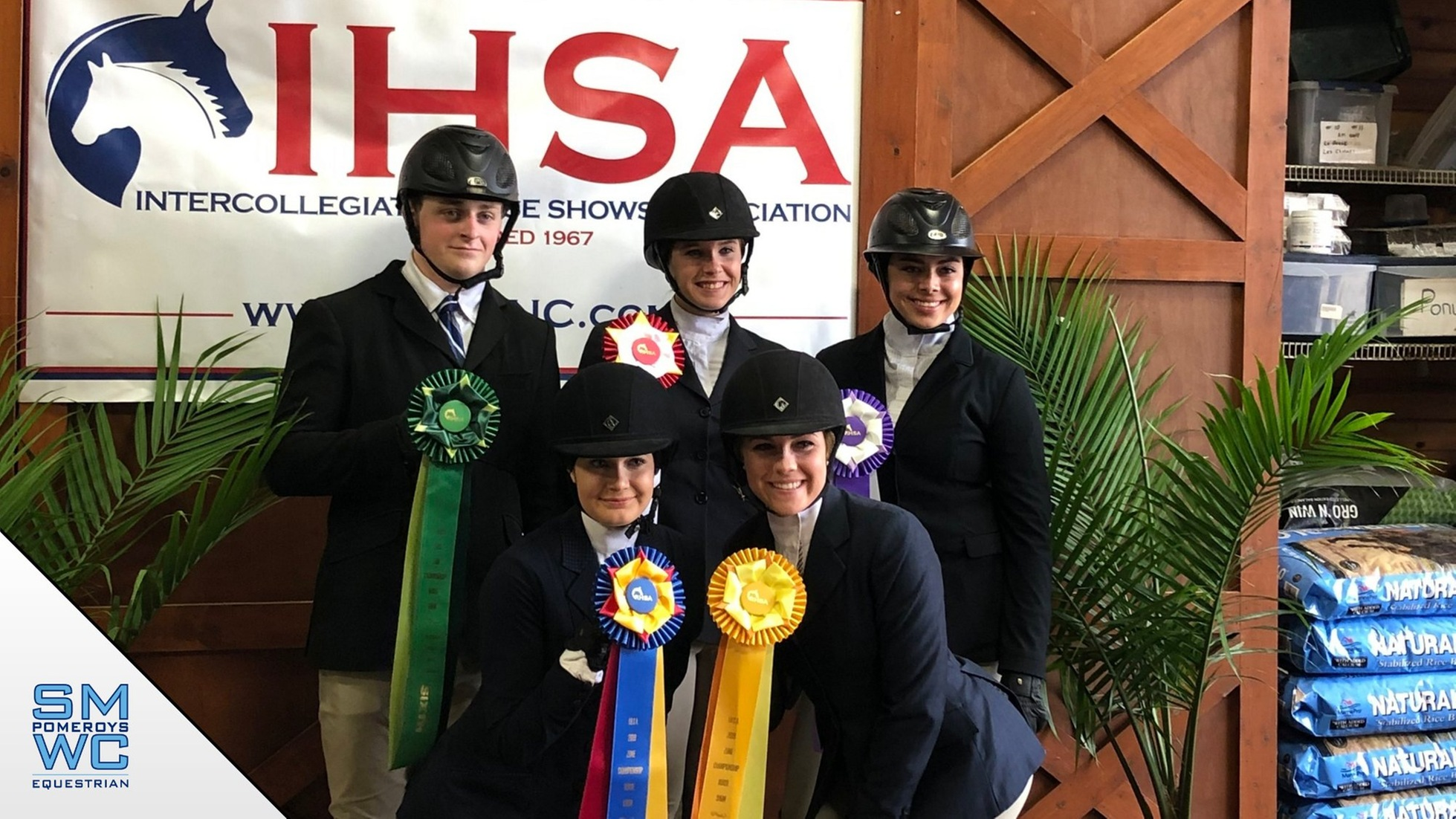 Hello IHSA Nationals; Cobb and Gingerich Are Heading to Syracuse, New York