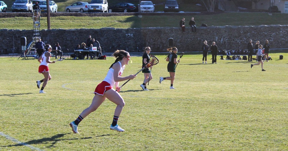 Women's Lacrosse Defeated by Dominican in CACC Road Match
