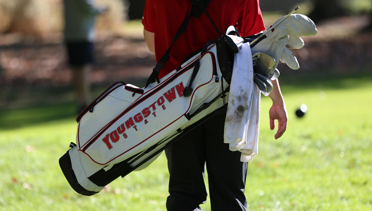 YSU Men's Golf (Photo by Drae Smith)