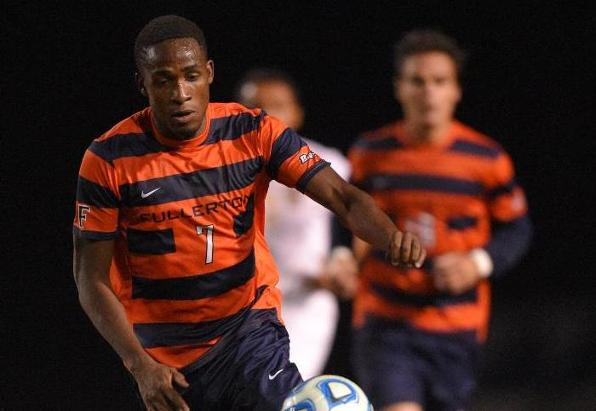 Marc Fenelus Drafted by New England Revolution