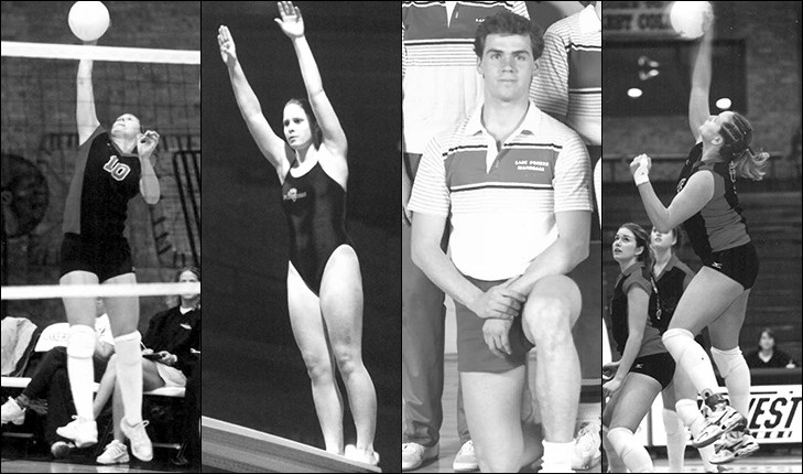 Forester Athletic Hall of Fame to Welcome Four New Members at Homecoming