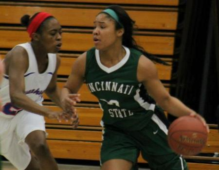 Cincinnati State women win regular season finale, will host Edison Community College in district semifinals